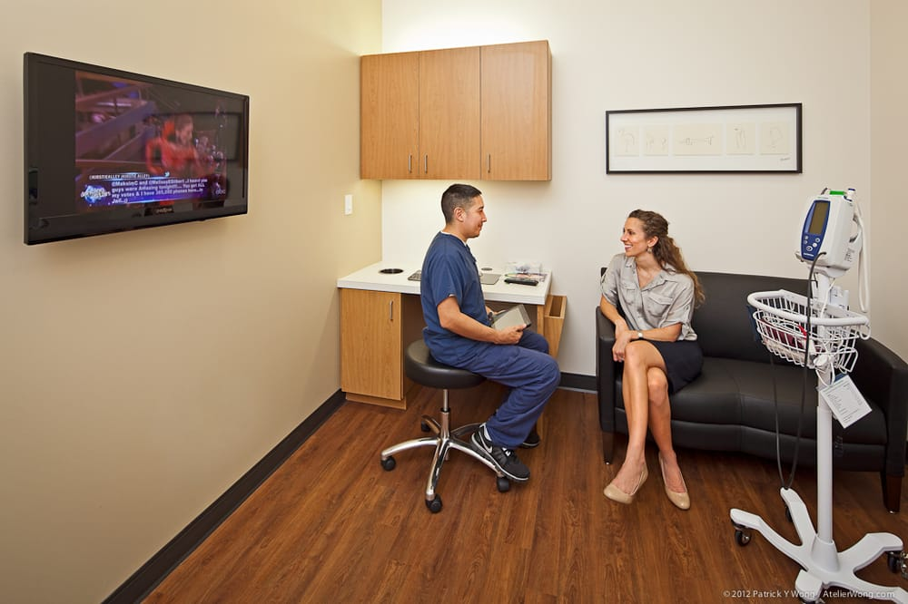 Photo Of Medspring Urgent Care Round Rock Tx United States Exam Rooms