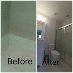 Photo Of Bellas Painting U0026 Remodeling LLC   Orlando, FL, United States.  Bathroom