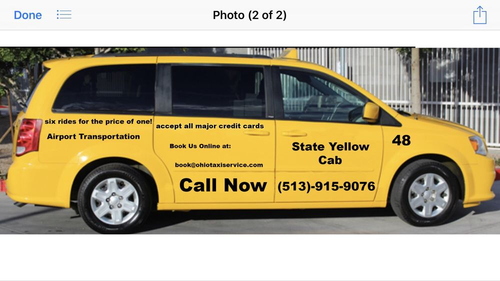 State Yellow Taxi: 300 Northland Blvd, Cincinnati, OH