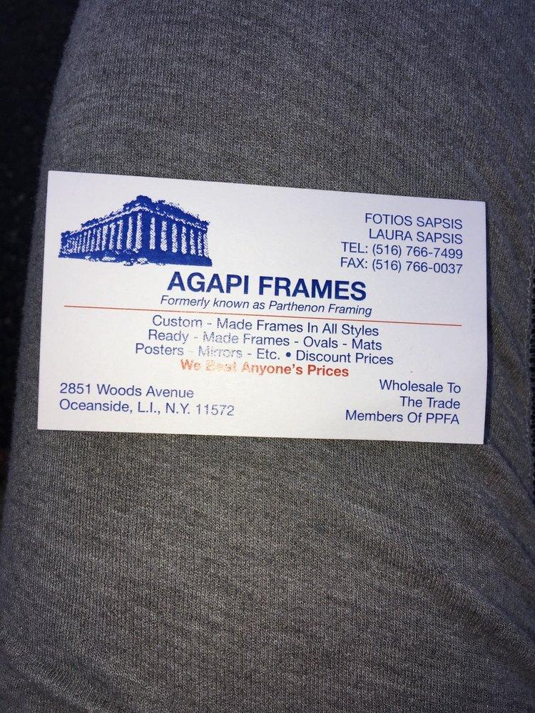 Agapi Frames: 2851 Woods Ave, Oceanside, NY