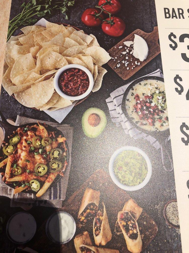 Chili's: 4525 Woodrow Bean, El Paso, TX