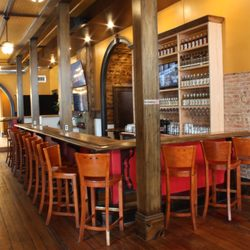 Photo Of Grand River Brewery Marshall Mi United States Dining Room Bar