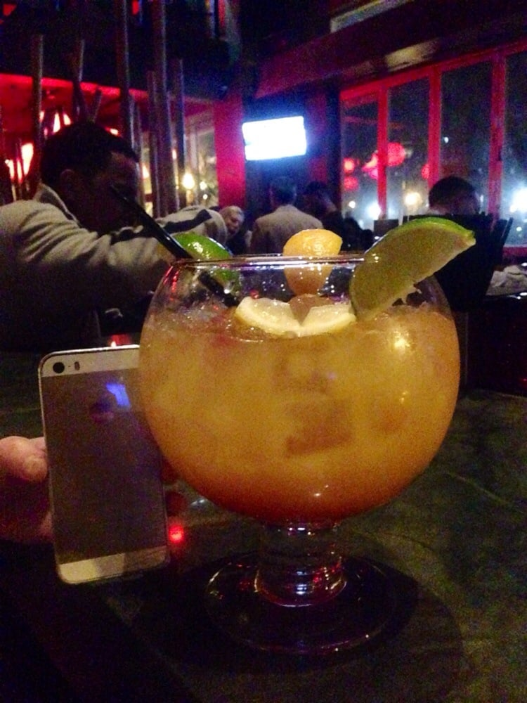 Photo Of Ra Sushi Bar Restaurant Atlanta Ga United States Fishbowl Drink