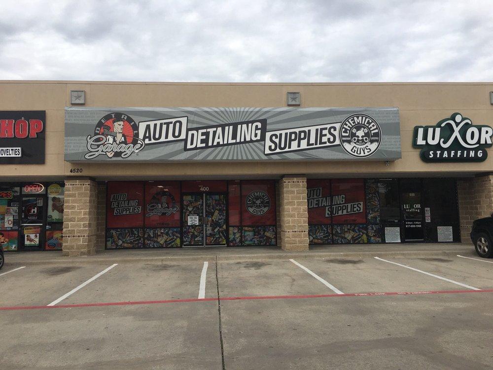 Detail Garage: 4520 Matlock Road, Arlington, TX