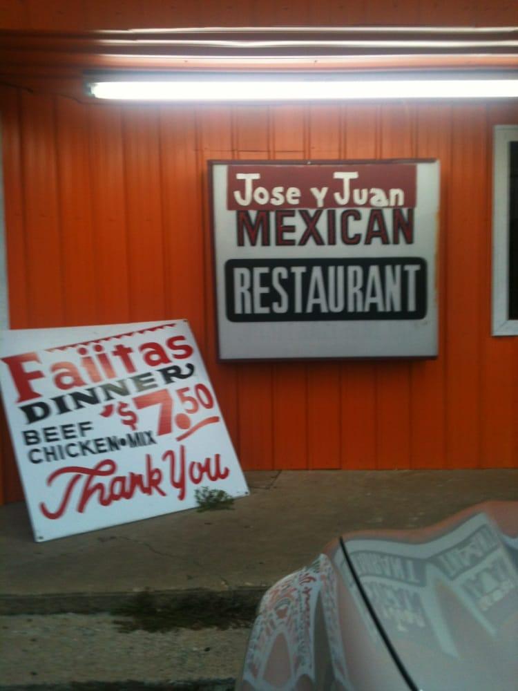 Jose Y Juan: 706 S 2nd St, Stilwell, OK