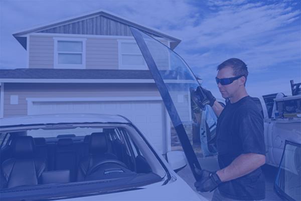 South Carolina Car Insurance Windshield