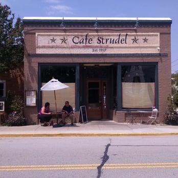 Cafe Strudel West Columbia Sc