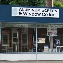 aluminum screen window co windows installation 2590