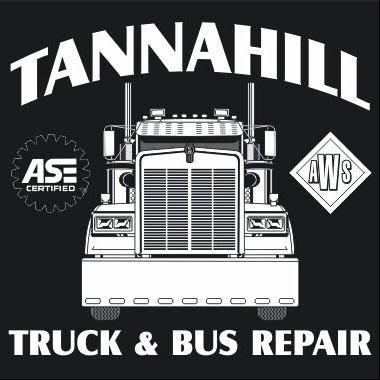 Tannahill Truck, Bus and Auto Repair: 5635 Brabham Ln, Dublin, VA