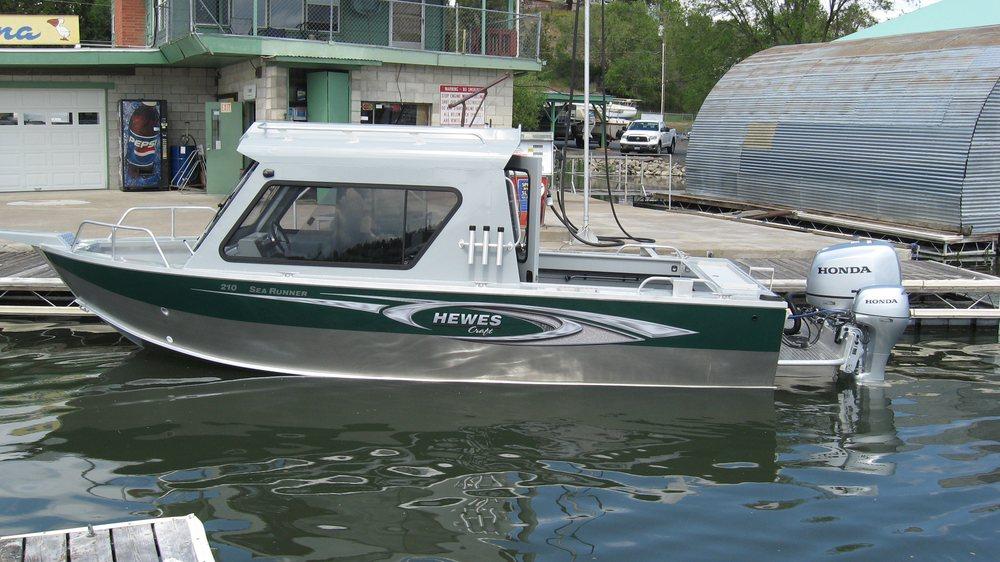 Pelican Marina - Boat Repair - 928 Front St, Klamath Falls, OR