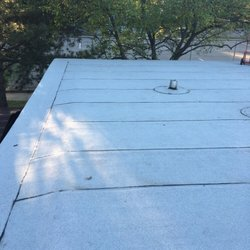 Photo Of APR Roofing   Chicago, IL, United States. White Granulated Torch  Down