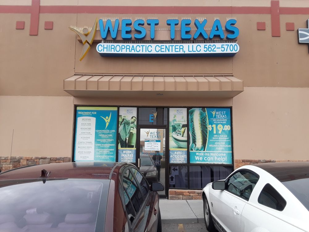 Affordable Chiropractic: 840 Redd Rd, El Paso, TX