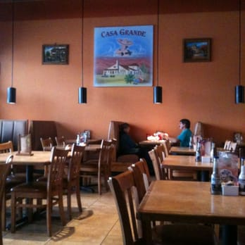 Photo Of Casa Grande Mexican Restaurant Kannapolis Nc United States Dining Area