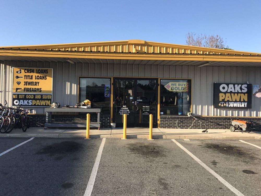 Oaks Pawn: 2099 Perry Lane Rd, Brunswick, GA