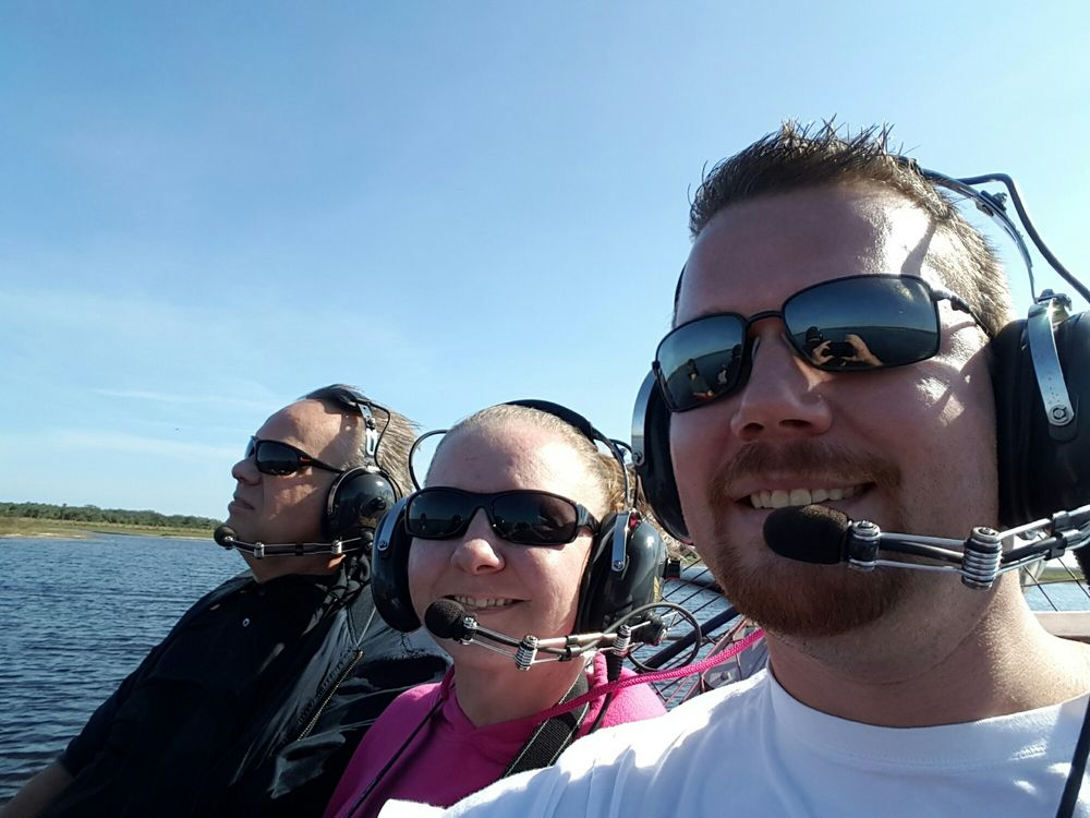 A-Awesome Airboat Ride: 1332 Cupid Ave, Christmas, FL