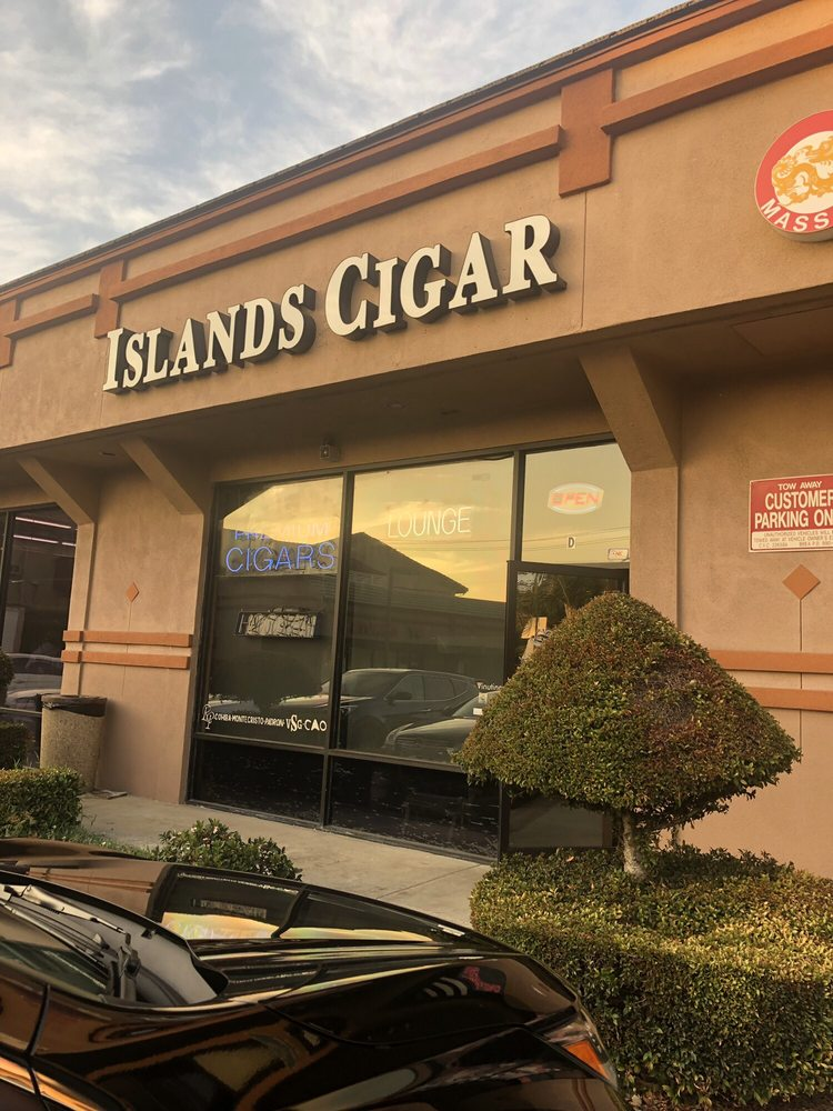 Islands Cigar Lounge: 101 W Central Ave, Brea, CA
