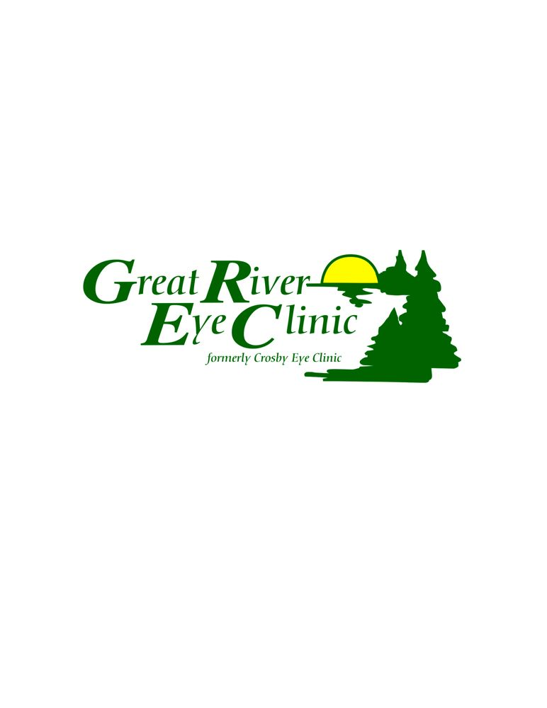 Great River Eye Clinic: 1 3rd Ave NE, Crosby, MN