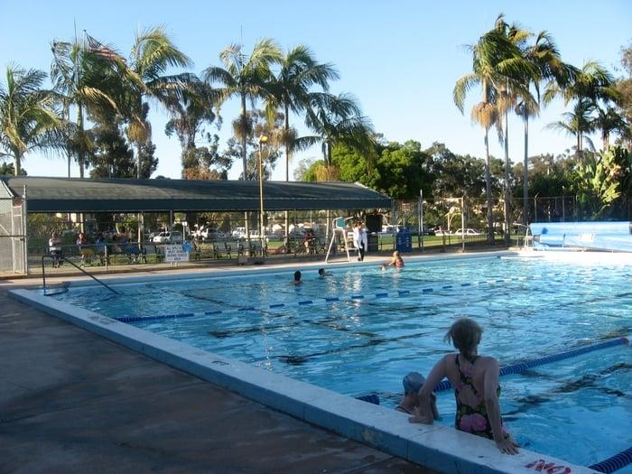 Photos For Bud Kearns Memorial Pool Yelp