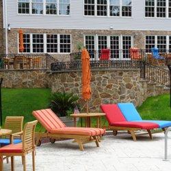 Photo Of Windsor Teak Furniture   Fenwick Island, DE, United States. Back  Yard