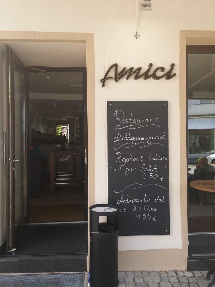 amici cucina italiana gehrenberg 31 bielefeld nordrhein westfalen germania ristorante. Black Bedroom Furniture Sets. Home Design Ideas