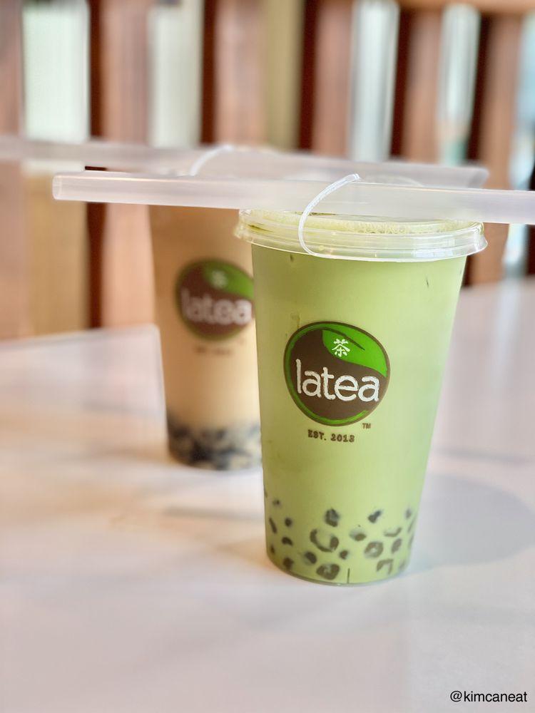 Social Spots from Latea Bubble Tea Lounge