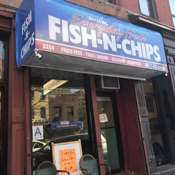 Everyday fish n chips closed new york ny united for Fishing store nyc