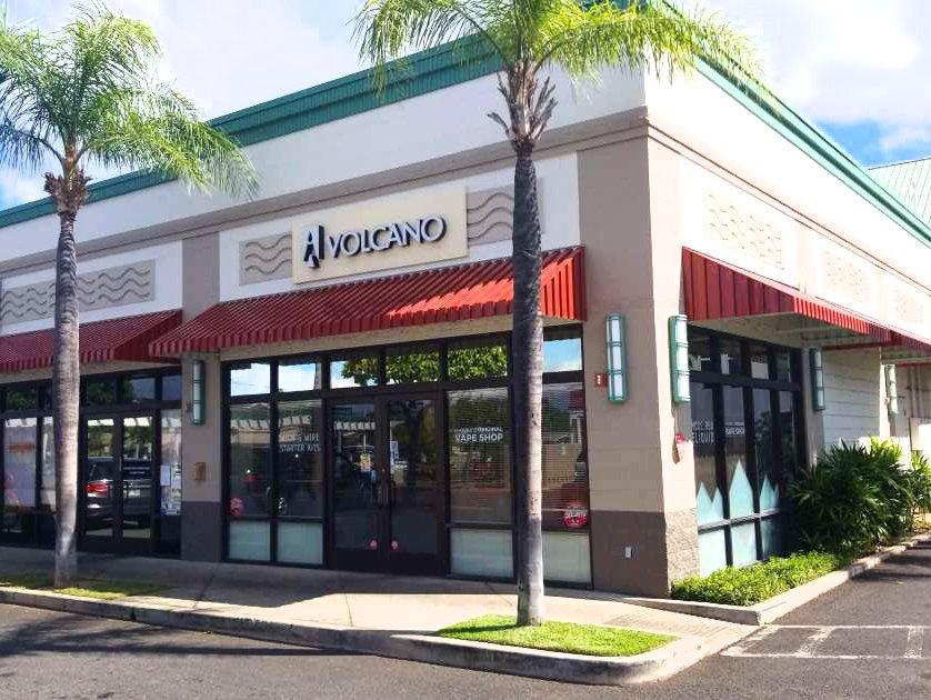 VOLCANO Vape Shop: 911001 Kaimalie St, Ewa Beach, HI