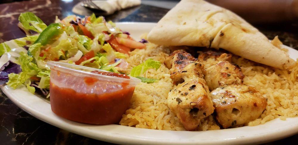 Pasha's Mediterranean Cafe: 3904 Bardstown Rd, Louisville, KY