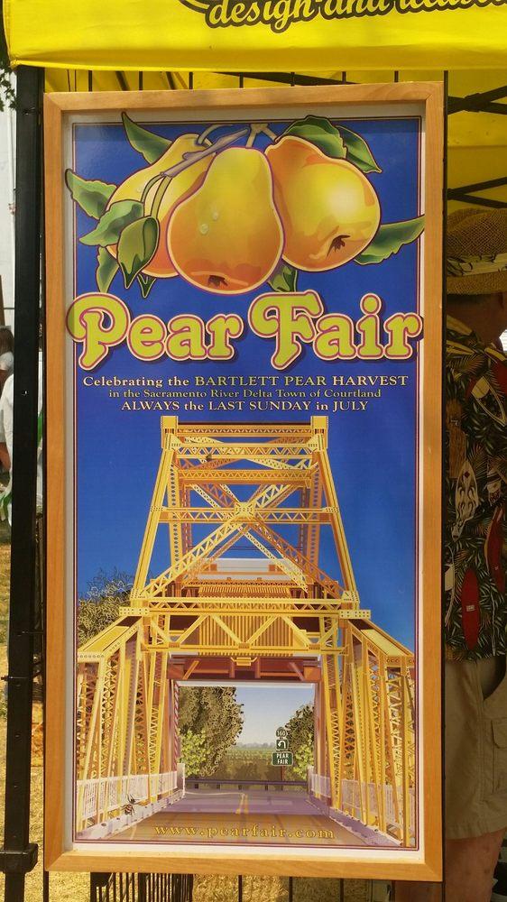 Pear Fair: 180 Primasing Ave, Courtland, CA