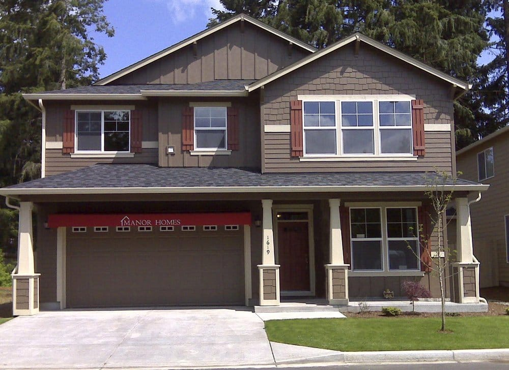 Manor homes property services 1311 ne 134th st for Vancouver washington home builders