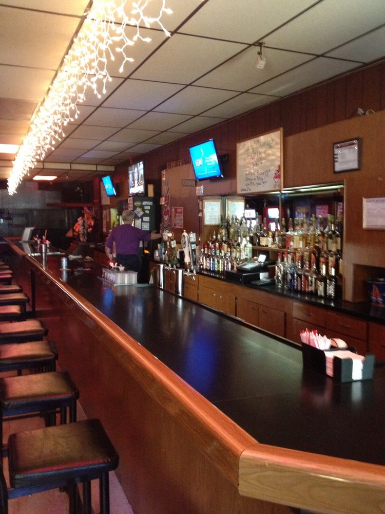 Glass Bar: 45 E Main St, Norwalk, OH
