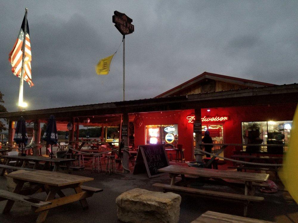 Hawg Pit Bbq Barn: 821 W Main St, Grafton, IL