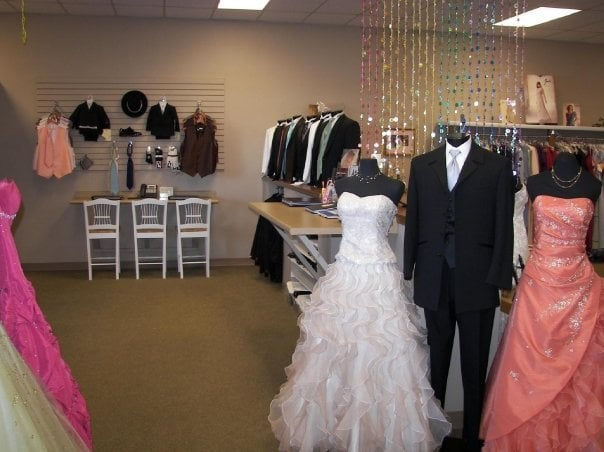 Emmy's Bridal: 336 N Main St, Minster, OH
