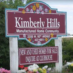 Photo Of Kimberly Hills Mobile Home Park