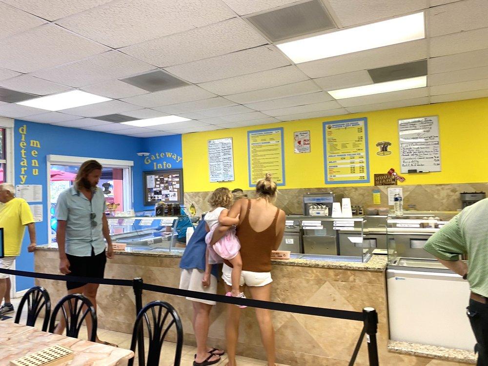 Scoop Me Up Ice Cream: 12220 Towne Lake Dr, Miromar Lakes, FL