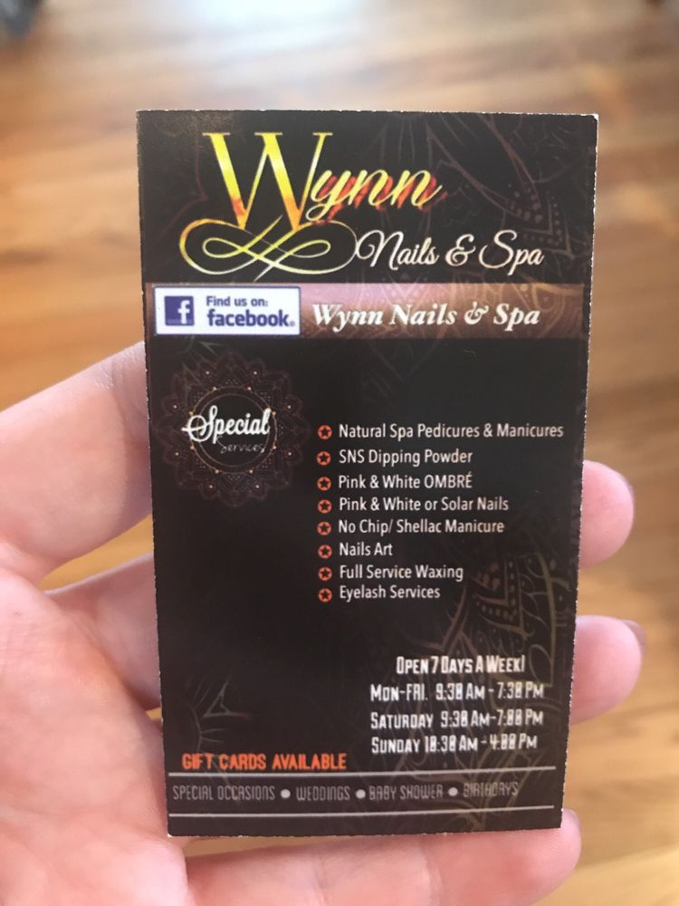 Wynn nail spa 19 photos 15 reviews nail salons for 95th street salon