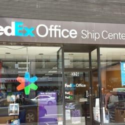 FedEx Office Ship Center 12 Photos Printing Services 367 7th