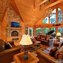 Photo Of Cabins USA   Pigeon Forge, TN, United States. Charming Cabin  Accommodations
