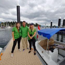 Electric Harbour Tours 64 Photos Boat Tours 501 Denman