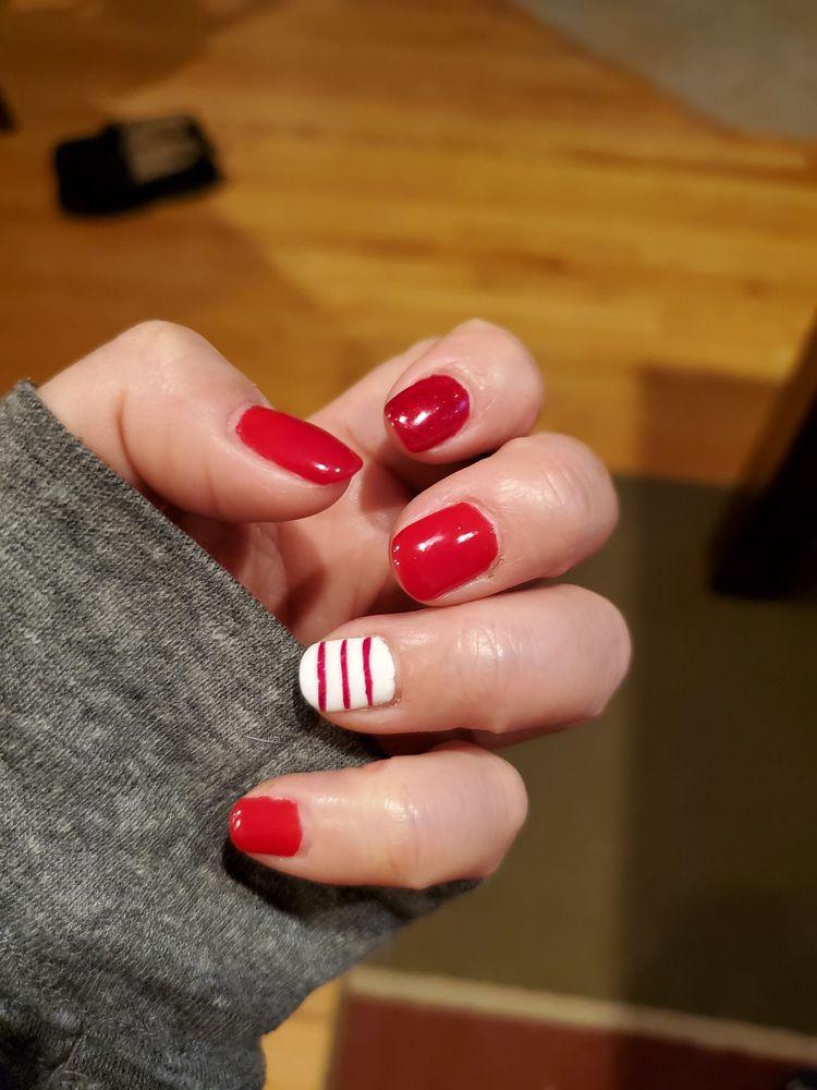 Cosmo Lashes and Nails: 14300 SE Petrovitsky Rd, Renton, WA