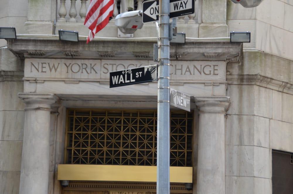 Photo of Wall Street - New York, NY, United States