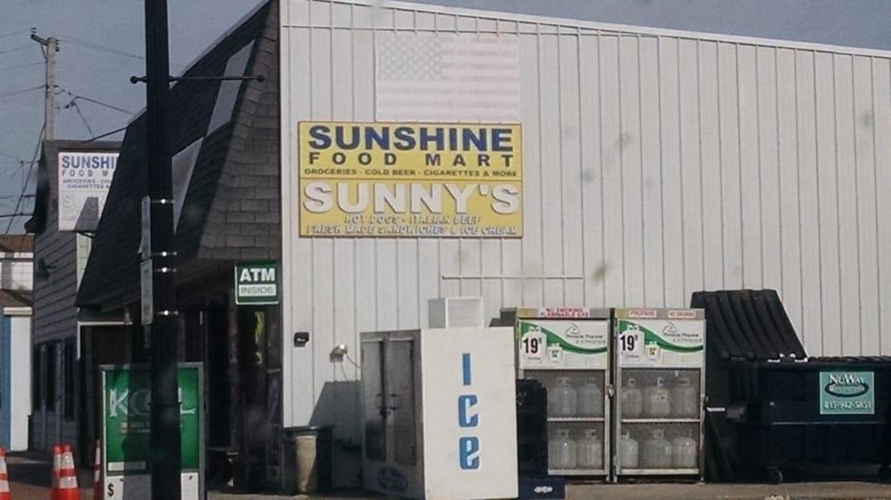 Sunshine Foods: 108 E Mississippi Ave, Elwood, IL