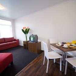 Photo Of Easystay Raglan One Bedroom Apartments St Kilda Victoria Australia Living