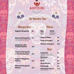 Ahtziri Mexican Grill