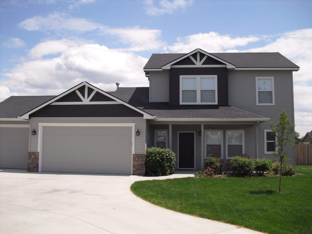 Brush Above the Rest Painting: 1107 S Beechwood Dr, Boise, ID