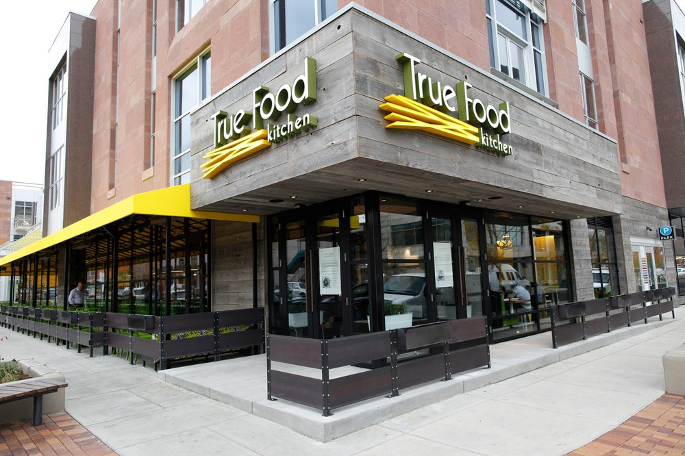 Social Spots from True Food Kitchen