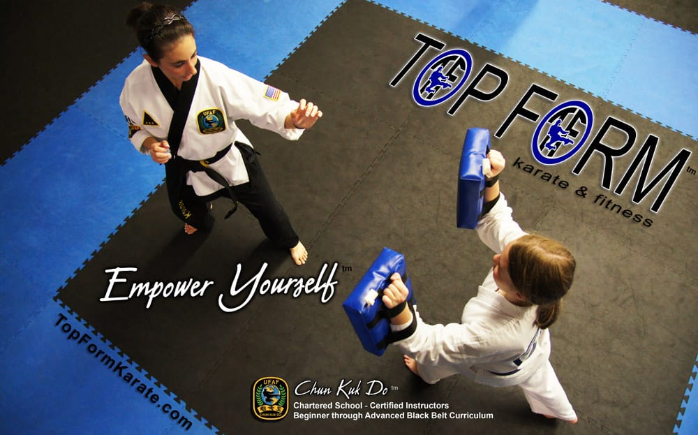 Top Form Karate & Fitness: 1000 Pennsylvania Ave, Weirton, WV