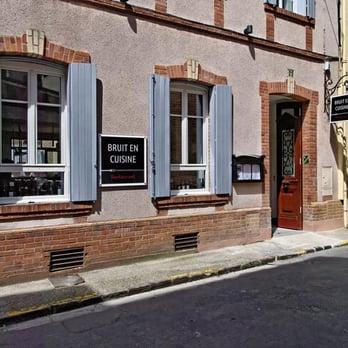 Bruit En Cuisine Photos French Rue De La Souque - Le bruit en cuisine albi