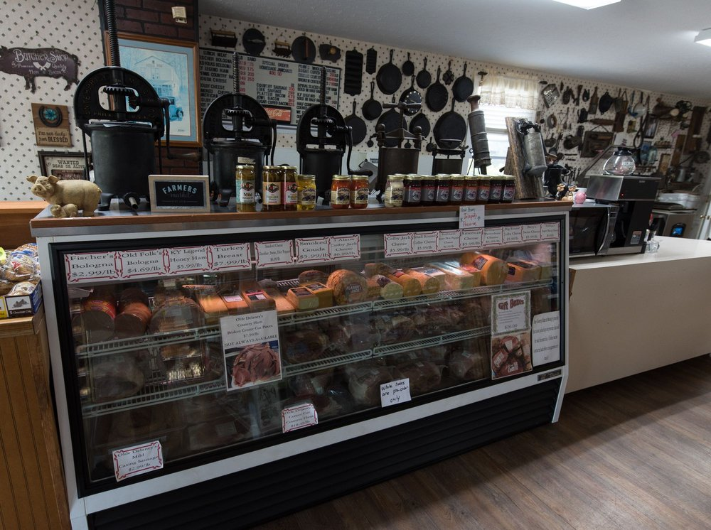 Olde Delaney's Country Ham Store - Specialty Food - 1467 N