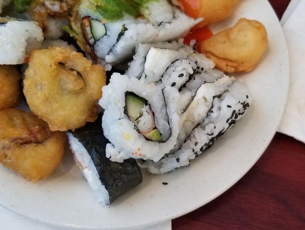 Hibachi Grill Super Buffet